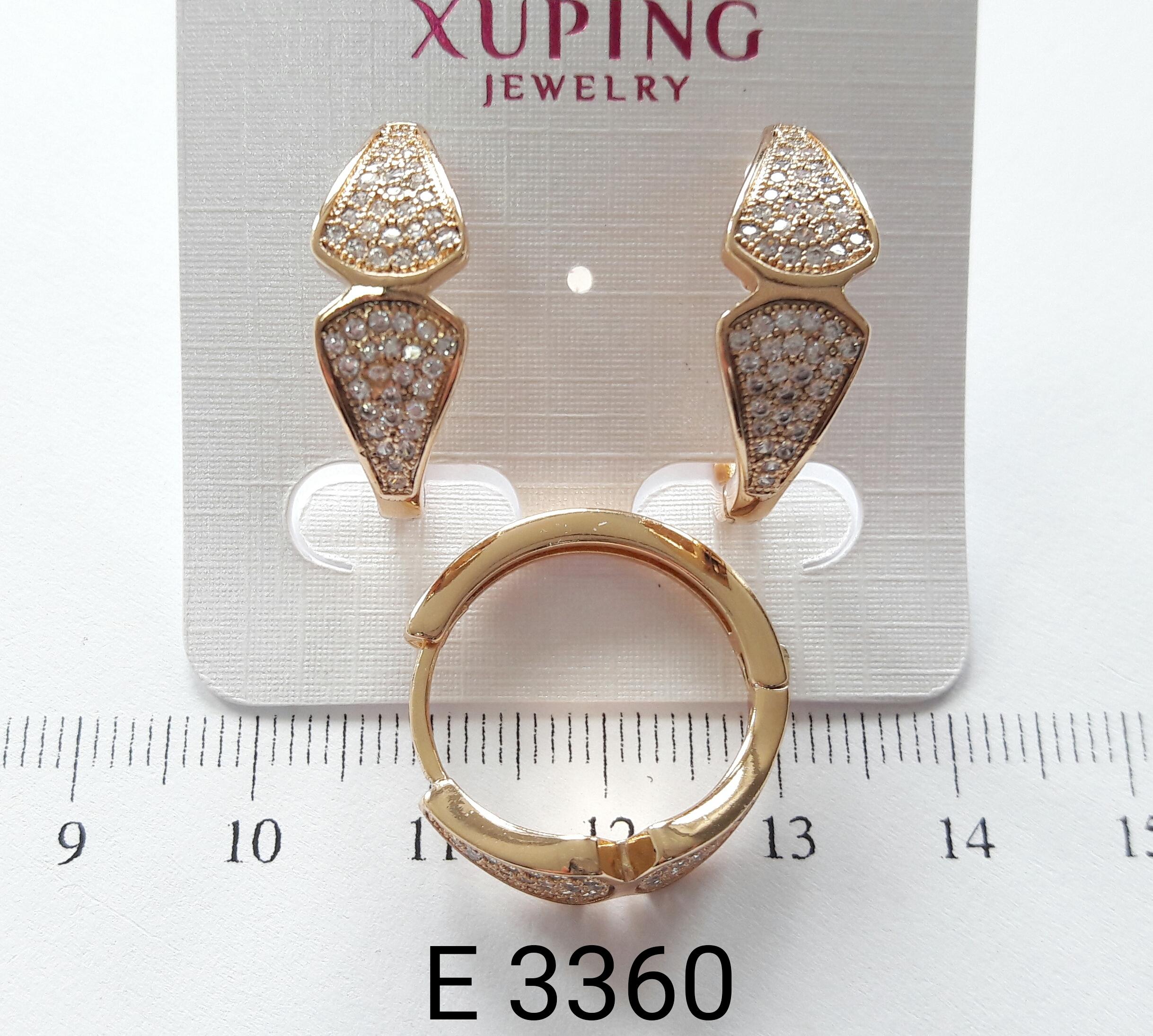 Ювелирная Бижутерия XP (золото)  df948ee916963